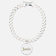 Josie Bright Flowers Bracelet