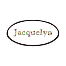 Jacquelyn Bright Flowers Patch