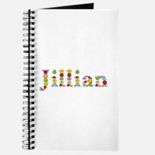 Jillian Bright Flowers Journal