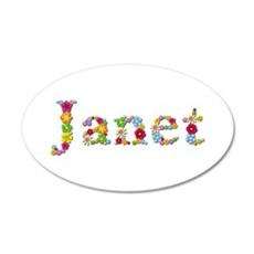 Janet Bright Flowers Wall Decal