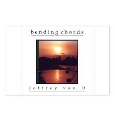 Bending Chords Postcards (Package of 8)