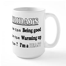 Fridays Mugs