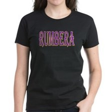 Rumbera in Purple T-Shirt