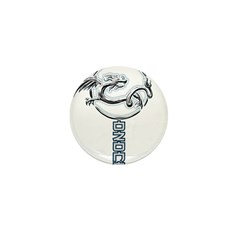 Flying dragon Mini Button (100 pack)