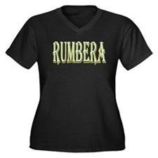 Rumber in Lights Plus Size T-Shirt