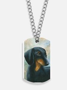 Dog 90 Dog Tags