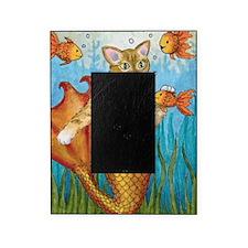 Cat Mermaid 27 Picture Frame