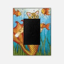 Cat Mermaid 27 Picture Frame