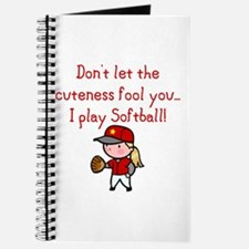 Softball Girl Journal