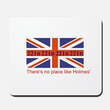 No Place Like Holme... Mousepad