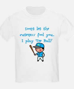 Tee Ball Boy T-Shirt