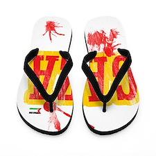 Gaza blood T shirts Flip Flops