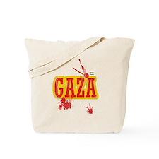Gaza T shirt Tote Bag