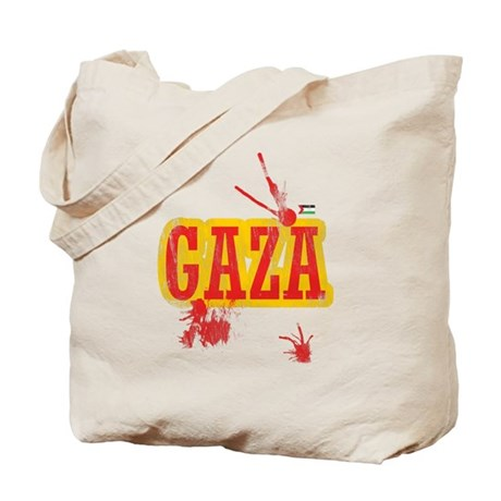Gaza T shirt Tote Bag