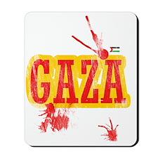 Gaza T shirt Mousepad