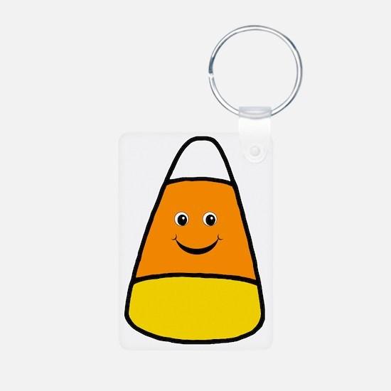 Mr Candy Corn Keychains