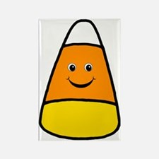Mr Candy Corn Rectangle Magnet