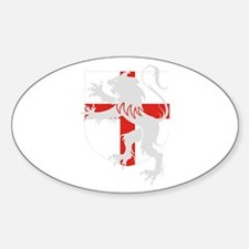 Mode Oval Decal