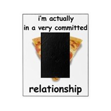 Im actually in a relationship Picture Frame