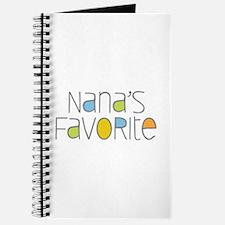 Nana's Favorite Journal