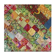 Quiltorama Tile Coaster