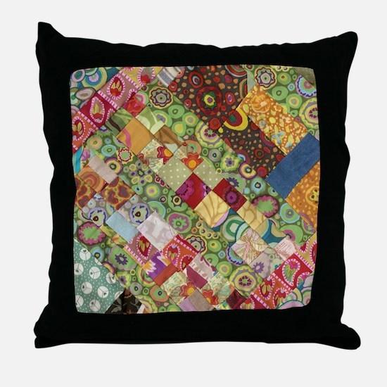 Quiltorama Throw Pillow