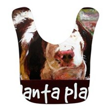George the puppy says wanta play Bib