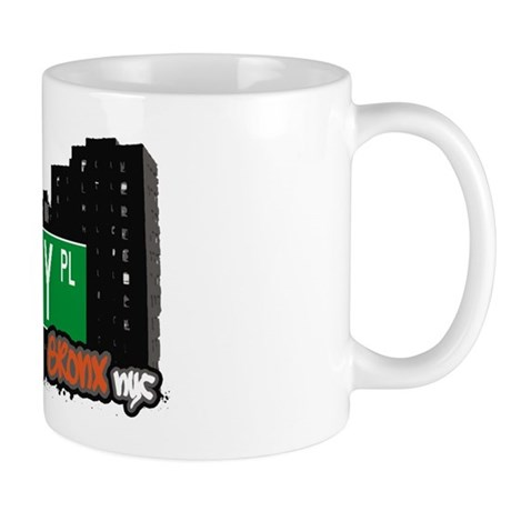 Macy Pl, Bronx, NYC Mug