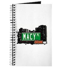 Macy Pl, Bronx, NYC Journal