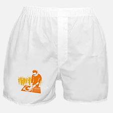 DJ & Crowd Boxer Shorts