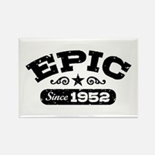 Epic Since 1952 Rectangle Magnet
