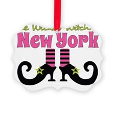Wicked Witch of New York Ornament