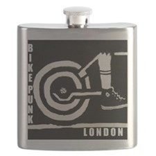 Bike Punk London Flask