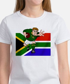 South Africa Rugby Forward Women's T-Shirt