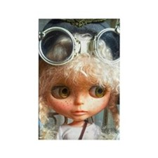 Blythe doll Rectangle Magnet