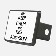 Keep Calm and kiss Addyson Hitch Cover