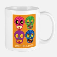 Life is short - Skulls Mugs