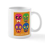 Life is short - Skulls Mugs