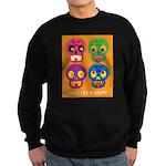 Life is short - Skulls Sweatshirt