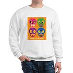 Life is short - Skulls Sweater
