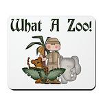 What A Zoo Mousepad