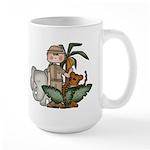 What A Zoo Large Mug
