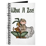 What A Zoo Journal
