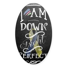 Down Right Perfect RR Decal