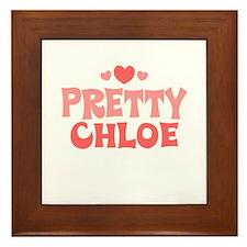 Chloe Framed Tile