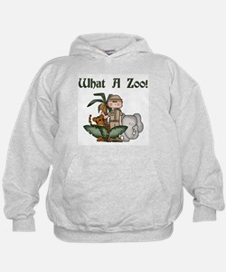 What A Zoo Hoodie