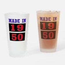 Made In 1950 Drinking Glass