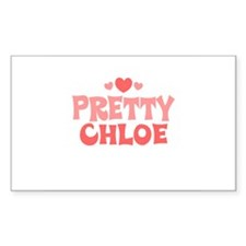 Chloe Rectangle Decal