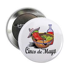 "Cinco de Mayo 2.25"" Button (100 pack)"