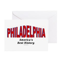 ABH Philadelphia Liberty Greeting Cards (Pk of 10)